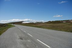 On the Road to Hammerfest