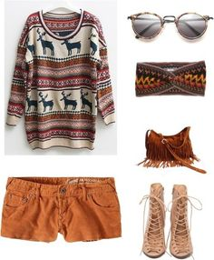 Tribal Clothes... minus the shorts