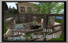 Sanctuary Cottage | Coeur Virtual Worlds