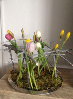 Van bloemen worden we allemaal vrolijk toch? Haal bloemen in huis met deze 9 ideetjes! - Zelfmaak ideetjes
