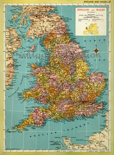 Map Of England Vintage.250 Best Maps Of England Images Antique Maps Historical Maps Old