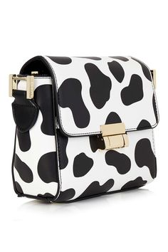 9aabe1bedd3 Cow Print Camera Bag by Skinnydip - Brands