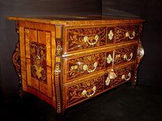 Commode XVIIe siècle Louis XIV