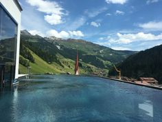 infinity pool over the top tux Over The Top, Pools, Infinity, Mountains, Nature, Travel, Vacations, Naturaleza, Voyage