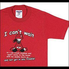I Cant Wait Kids Firefighter Shirt