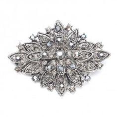 Best Selling Vintage Floral #Bridal Brooch <3 www.imagebridal.com <3