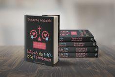 Book cover by Daniel Elv-Forsen