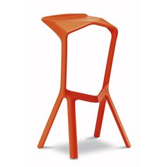Plank - Miura Stool, reinorange (RAL 2004) Jetzt bestellen unter: https://moebel.ladendirekt.de/kueche-und-esszimmer/bar-moebel/barhocker/?uid=149b43d5-6861-5307-91ca-70460c3ed8aa&utm_source=pinterest&utm_medium=pin&utm_campaign=boards #stool #barhocker #grcic #kueche #shop #design #konstantin #miura #esszimmer #plank #barmoebel