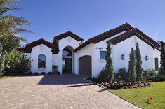 Villa Adriana Model  - Harbourside Custom Homes