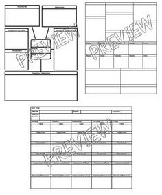 Lesson Plan Template  Lesson Plan Templates School And Teacher Stuff