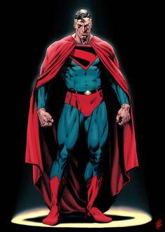 Arte Do Superman, Mundo Superman, Superman Artwork, Batman And Superman, Superman Stuff, Superman Pictures, Superman Wallpaper, Supergirl Superman, Arte Dc Comics