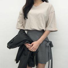 ☁️Korean Fashion|Simple & Effective☁️ @oliwiasierotnik