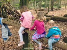 Spielen im Wald - achtsam durch die Natur und die Fantasie anregen