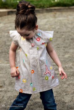 luvinthemommyhood: the emerson tunic dress tutorial