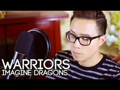 "Imagine Dragons - ""Warriors"" Cover (@RosendaleSings) / League of Legends..."