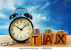 Tax Concept Tax Time Alarm Clock Stock Photo (Edit Now) 410662948 Wonderful Time, Alarm Clock, Pay Taxes, Investing, Photo Editing, Concept, Stock Photos, How To Plan, Coins