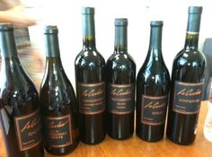 Le Cuvier Wine from Paso Robles, CA.