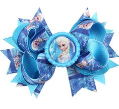 A personal favorite from my Etsy shop https://www.etsy.com/listing/292931465/disney-frozen-elsa-boutique-hair-bow