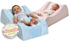 Nap Nanny - if your baby has reflux, this will save you a lot of sleepless nights.