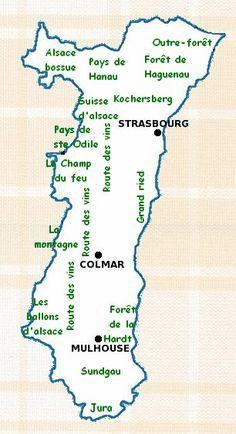 La belle région Alsace