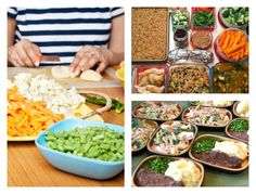 Realistic lunch blogs for school prep