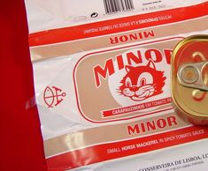 Minor - Spicy Mackerel in Spicy Tomato Sauce, package details
