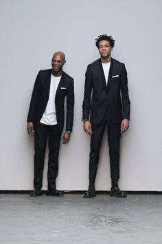 Casely-Hayford Fall 2015 Menswear Collection - Vogue