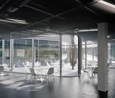 architecture with central void - Google Search