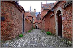 Antwerpen begijnhof