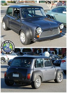 Happy Hump Day Miniacs! We get the Wide Arched Wednesday wheels rolling with a proper fat arched beast from over the pond Have a great day folks