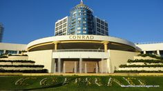 Hotel Conrad - Punta del Este, Uruguai