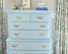 DIY Basics: How to Rehab a Thrifted Dresser