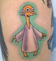 Pedazo de tatuaje