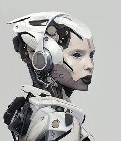 Robot Apes, Robot Ladies, Robot...Robots...