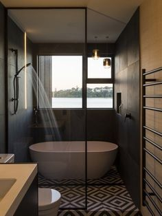 Modern Minimalist Bathroom Design for him Bathroom Layout, Modern Bathroom Design, Bathroom Interior Design, Bathroom Ideas, Bathroom Organization, Bathroom Designs, Bath Design, Bath Ideas, Tile Design