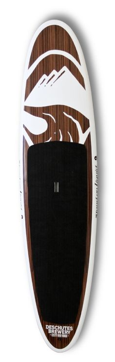 Stand on Liquid Deschutes Brewery 11' Paddle Board