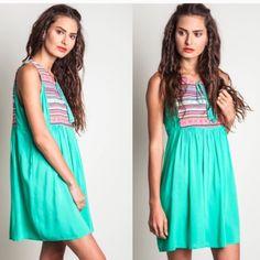 Lala Peasant dress Amazing lightweight dress Lewboutiquetwo Dresses Midi