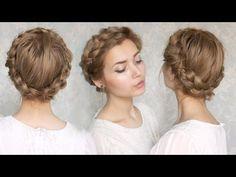 Peinados con trenzas ✿ ❁ para todos los estilos de cabello ❁ ✿ paso a paso y con muchas variantes distintas, no dejes de ver esta genial galería.
