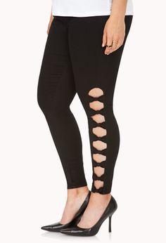 05bf5cc6156 Bombshell Bow Cutout Pants  22.80 Cut Out Leggings