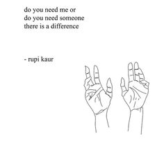 I adore Rupi Kaurs poetry. I absolutely love her work. She is based in Toronto and writes about women strength and love. There is something very simple and concise about her words that nes Poem Quotes, Lyric Quotes, Sad Quotes, Words Quotes, Wise Words, Inspirational Quotes, Sayings, Pretty Words, Beautiful Words