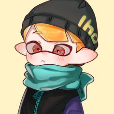 Chibi Characters, Cute Characters, Fictional Characters, Splatoon Squid Sisters, Splatoon 2 Art, Family Games, Character Design, Stay Fresh, Fan Art