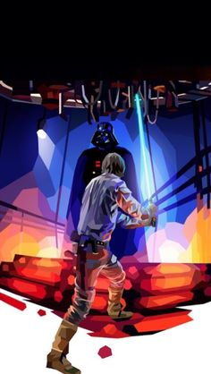 Trendy Ideas for star wars wallpaper desktop artworks Star Wars Film, Star Wars Poster, Star Wars Art, Star Wars Wallpaper, Wallpaper Desktop, Wallpapers, Cuadros Star Wars, Star Wars Design, Star Wars Luke Skywalker
