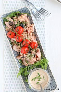 17 ideas for brunch recepten koud Tapas Recipes, Fish Recipes, Italian Recipes, Healthy Recipes, Xmas Food, Christmas Cooking, Christmas Brunch, Slow Food, Meat Love