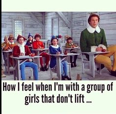Oh my 'lanta, yes. Crossfit Memes, Workout Memes, Gym Memes, Gym Humor, Gym Workouts, Exercise Meme, Fitness Humor, I Love To Laugh, Fitness Inspiration