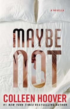 Cover image for Maybe not