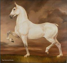Carnival horse - Jamie Corum one of my besties art.. She is amazing!!