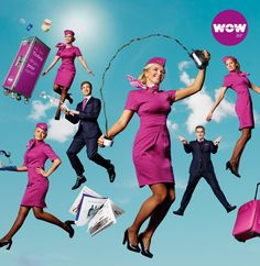 WOW air Cabin Crew