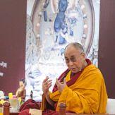 website van de Dalai Lama