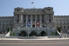 the library of congress- the largest library in the world magnificent inside and out!