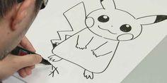 Entra aquí si estás buscando ✅ dibujos de Pokémon para que tus hijos aprendan a dibujarlos, colorearlos y imprimirlos. Pokemon Go, Pikachu Pikachu, Snoopy, Fictional Characters, Pokemon Gifts, Pikachu Costume, Pokemon Games, Manga Comics, Card Games